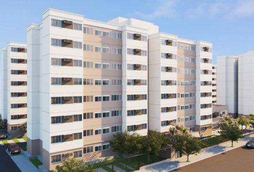 Fachada Costa do Forte Condomínio Clube - Paulista Pernambuco