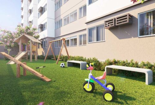 Playground Costa do Forte Clube - Paulista PE