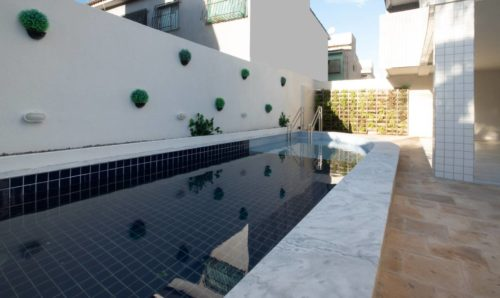 Apartamentos com piscina Costa del Sol em Paulista PE